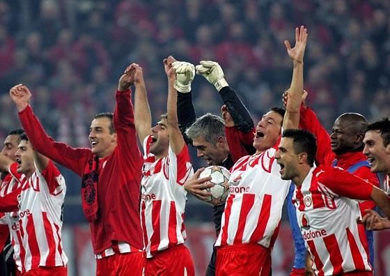 Última jornada de la Champions