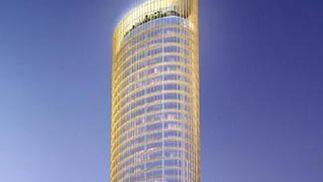 La construcción de la Torre Cajasol generará un impacto de 212 millones y 4.000 nuevos empleos