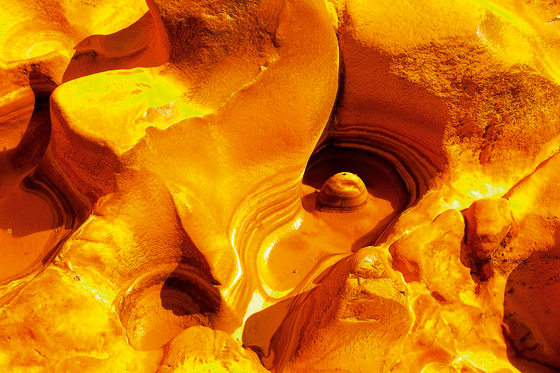 El Tinto, un reactor natural