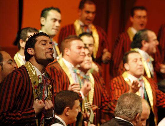 Presentación del Carnaval en Madrid
