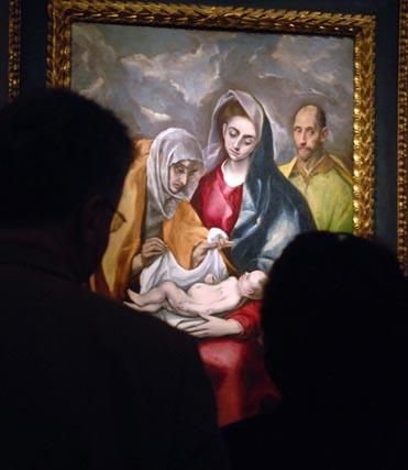 Exposición: El Greco. Toledo 1.900