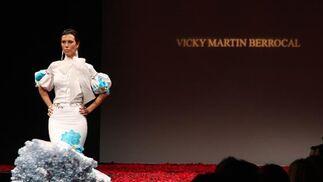 La colección de Vicky Martín Berrocal en SIMOF 2008