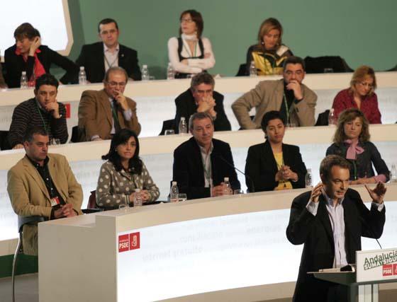 Zapatero, en Granada