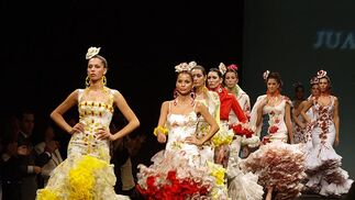 Tendencias Moda Flamenca 2008