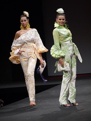 Tendencias Moda Flamenca 2008