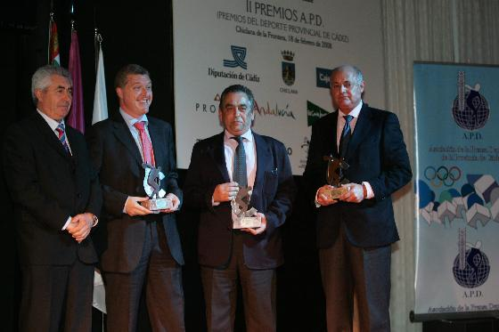 II Premios de la APDC