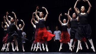 El Centro Andaluz de Danza en el Museo Picasso