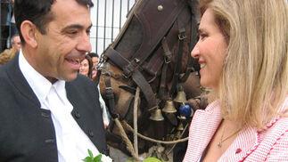 Huelva, romera y peregrina
