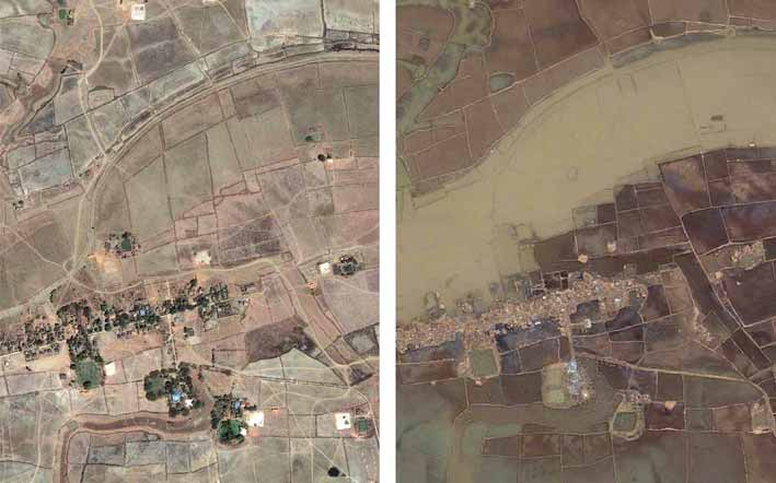 La Junta Militar rechaza a los cooperantes pero acepta la ayuda humanitaria