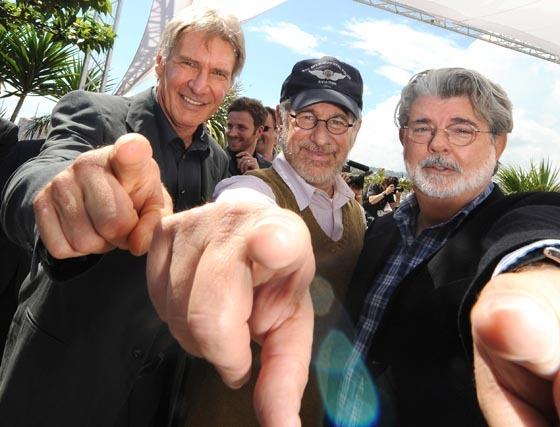 Galería: Indiana Jones en Cannes