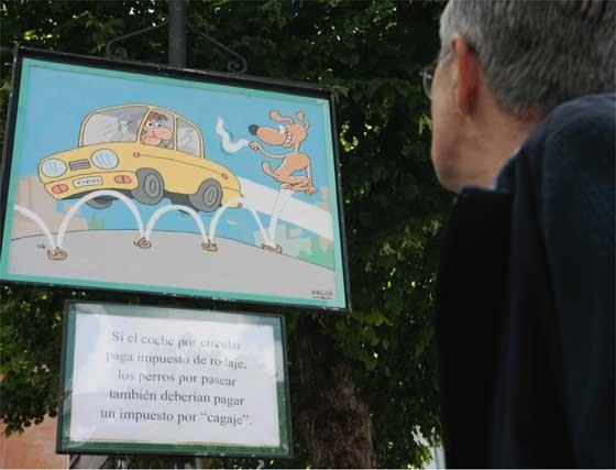 Inauguración de las carocas del Corpus 2008