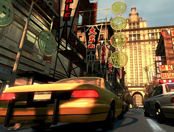 La saga 'Grand Theft Auto' en imágenes