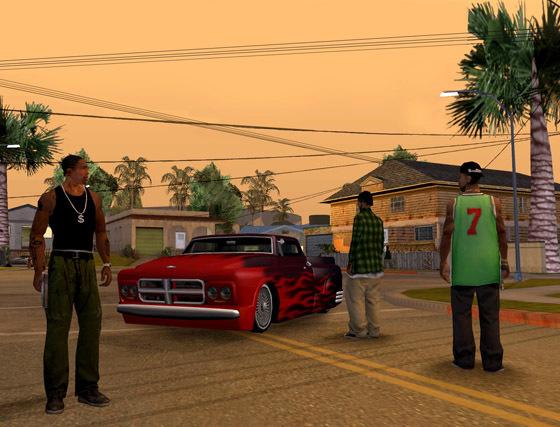 Piden una indemnización a Rockstar por el minijuego erótico 'hot coffee' de 'GTA San Andreas'