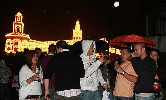 Arranca la Feria 2008