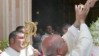 Huelva celebra el Corpus Christi