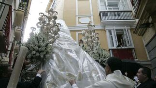 Procesión del Corpus en Cádiz