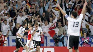 Primera jornada de la Eurocopa