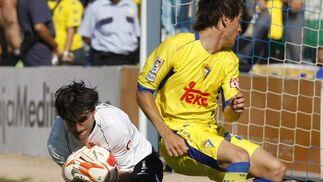 El Cádiz desciende a 2º división B