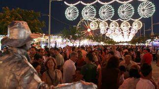 Chiclana se despide de la Feria 2008