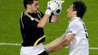 """Casillas: """"Tenía fe en los penaltis"""""""
