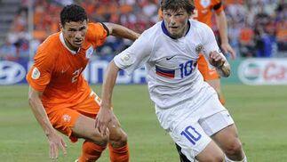 Holanda - Rusia