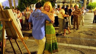 El Tango pone el ritmo en Jerez