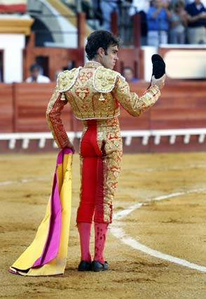 Espectáculo taurino de José Tomás y Morante de la Puebla