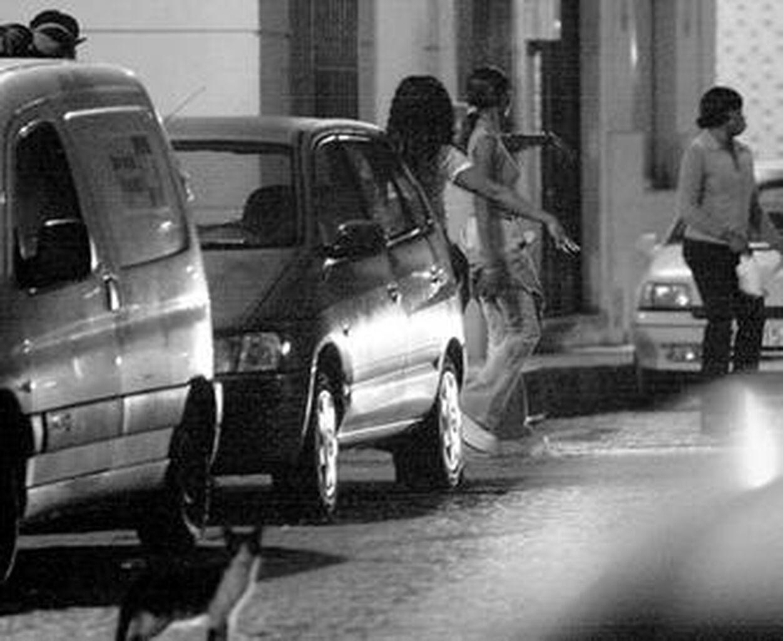 prostitutas chiclana la prostitución es ilegal en españa