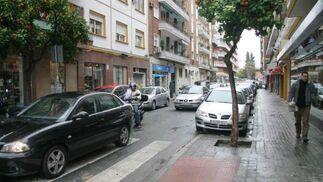 Imagen de la calle Virgen de Regla, una adyancente a Asunción.  Foto: Belén Vargas