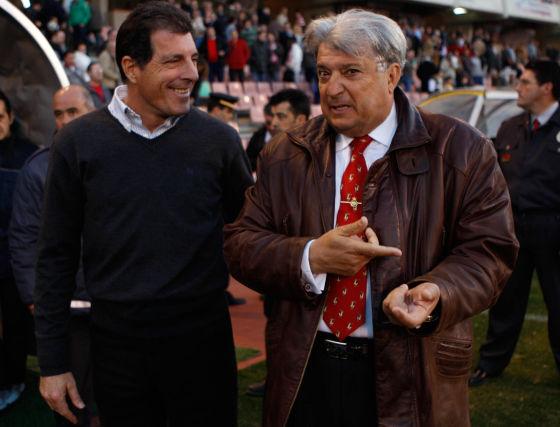 El Granada CF desarrolló un magnífico juego durante la primera parte, lo que le sirvió para ganar el partido. / Pepe Villoslada.  Foto: Granadahoy.com