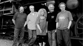 Maggie Bell & The British Quintet. Antequera Blues Festival. Patio del Ayuntamiento. 11 de julio. 22:30 horas.