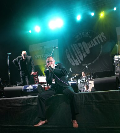 Paul Lamb and The Kingsnakes. Antequera Blues Festival. Plaza Santa María. 25 de julio.A partir de las 22:30 horas.