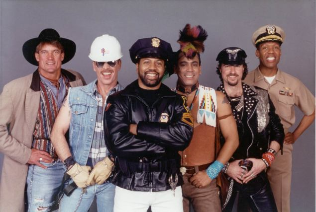 Village People. Tivoli World (Benalmádena). 17 de julio. 22:30 horas.