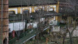 Imagen que muestra el abandono de dicho enclave, declarado por la Junta Lugar de Interés Etnológico en el año 2001.   Foto: Victoria Hidalgo