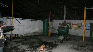 Una de las dependencias interiores.  Foto: Victoria Hidalgo