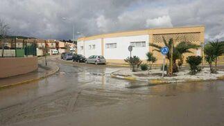 Las fuertes lluvias provocaron numerosas incidencias y un reguero de daños en muchas poblaciones de la comarca  Foto: Fotos Vanessa Perez-Erasmo Fenoy