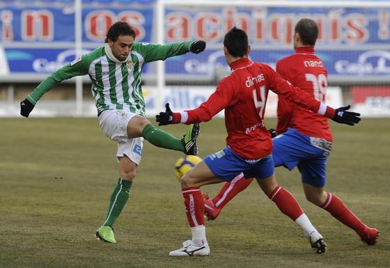 El Betis pierde otros tres puntos fuera de casa. / Félix Ordóñez