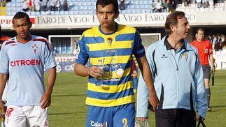 El gol de De la Cuesta no fue suficiente para puntuar.   Foto: LOF