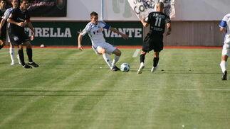 Un gol de Ighalo resulta suficiente para obtener una victoria que permite acariciar el título.  Foto: jjmj