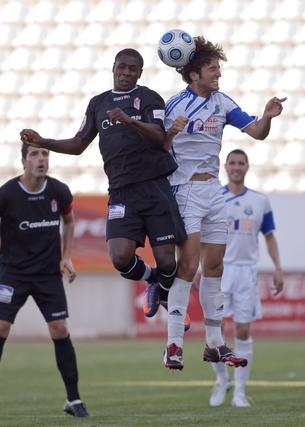 Un gol de Ighalo resulta suficiente para obtener una victoria que permite acariciar el título.  Foto: lof