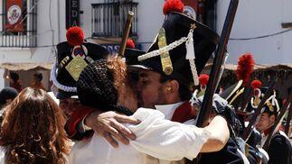 La localidad celebra por todo lo alto y hasta la bandera el bicentenario contra los franceses, nombrando alcalde de las fiestas al ex ministro Manuel Pimentel  Foto: Ramon Aguilar