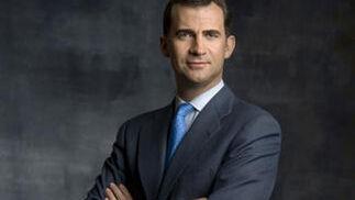 Don Felipe de Borbón, Príncipe de Asturias.