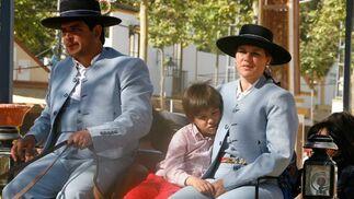 Agotador día de Feria.   Foto: Pascual