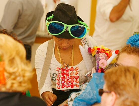 La Feria siempre es un buen momento para hacer negocio.  Foto: Pascual