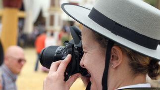 Miles de imágenes que captar.  Foto: Pascual y Miguel ngel Gonz?z
