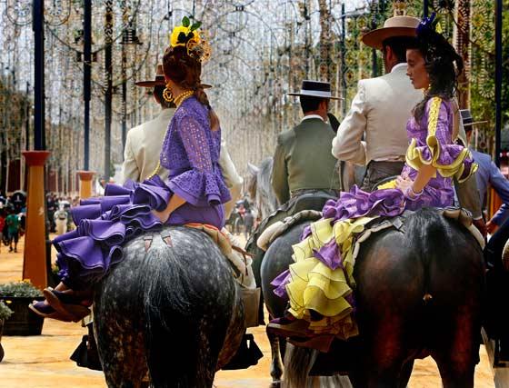 Un paseo por el Real.  Foto: Pascual y Miguel ngel Gonz?z