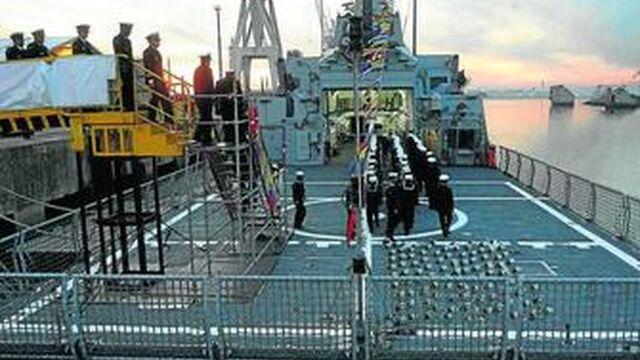 Navantia y venezuela afirman que el octavo buque se har for Gimnasio 360 puerto real