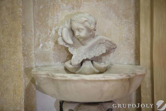 Acaban las obras de restauración del Oratorio de San Felipe Neri de Cádiz, uno de los emblemas del doce./Fotos:Jesús Marín  Foto: Jesus Marin
