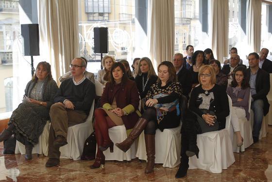 'Málaga Hoy' premia el esfuerzo y la trayectoria de una bodega de lujo, un genio del arte, la mayor promesa del deporte malagueño y el tesón de unos padres por cumplir el testamento de su hijo  Foto: Sergio Camacho