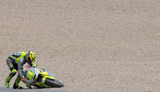 Moto2  Foto: AFP